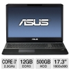 Alternate view 3 for ASUS G75 17.3&quot; i7 12GB/500GB/GTX 660M Win7 NB